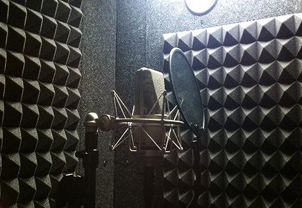 Akustik Piramit Sünger Ses Yalıtımı