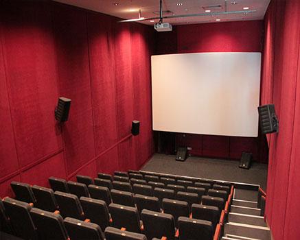 Sinema Salonu ses izolasyonu