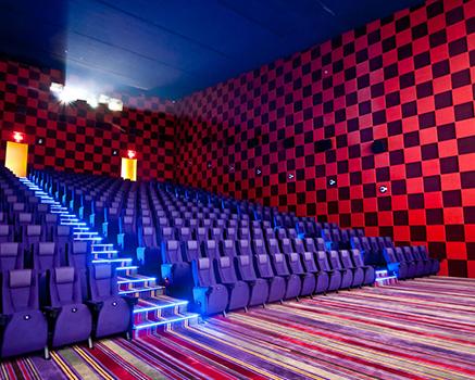 Sinema odası ses yalıtım uygulaması