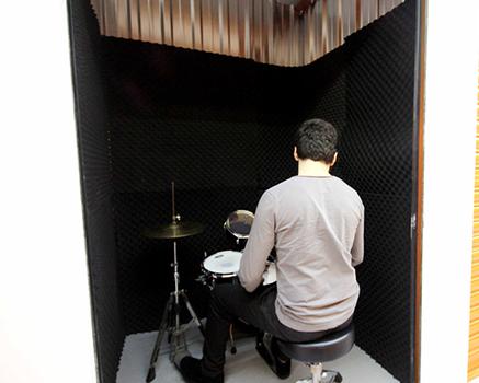 Davul Odası Ses Yalıtımı