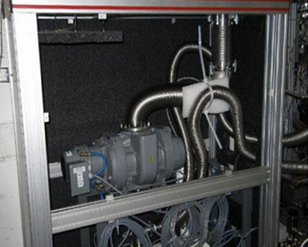 Hidrofor odası ses izolasyonu