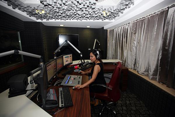 Radyo Odası Akustik Ses Yalıtım Uygulaması