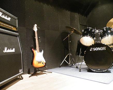Akustik ses yalıtım süngeri