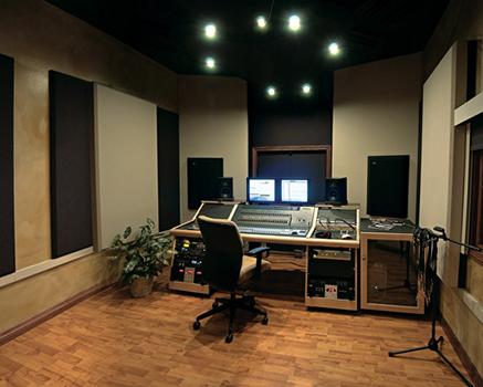 Akustik Ses Düzenleme Odası