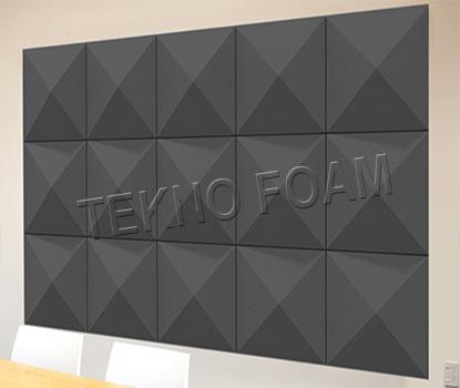 Dekoratif Piramit Panel