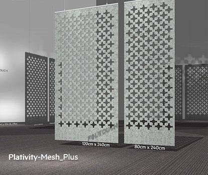Mesh Akustik Panel
