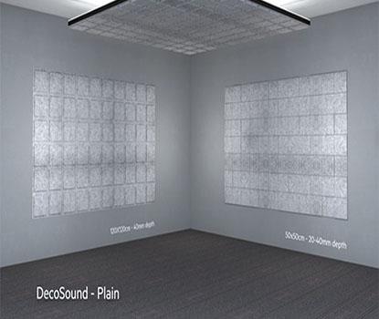 Plain Triangle Duvar Paneli
