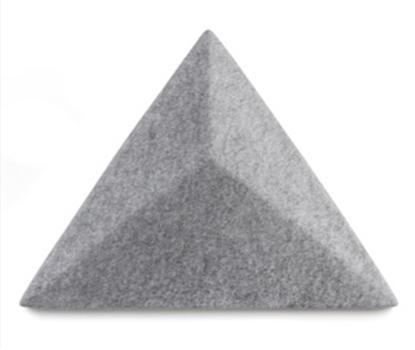 Rhino Triangle Duvar Paneli