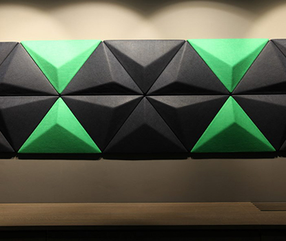 Rhino Triangle Akustik Panel