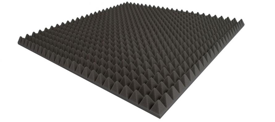 Akustik Piramit Sünger