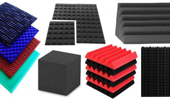 Akustik Sünger – Akustik Renkli Süngerler