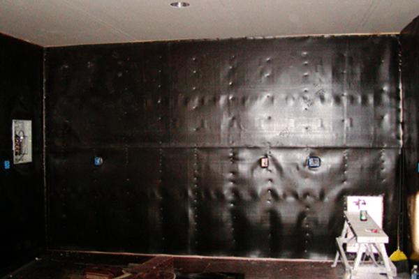 Ağır Bariyer Duvar Kaplama