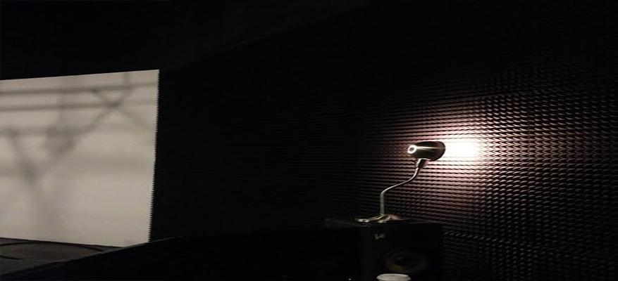 MMF Mühendislik Stüdyo Odası Ses Yalıtımı - Akustik Piramit Sünger