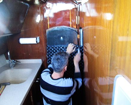 tekne moturu ses izolasyon fiyatları
