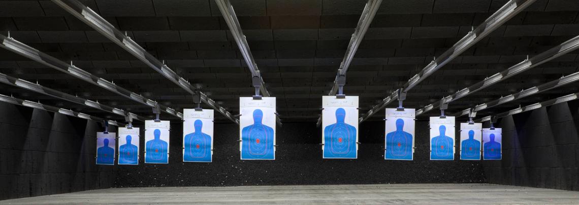 Silah Atış Alanı Tavan Yalıtımı
