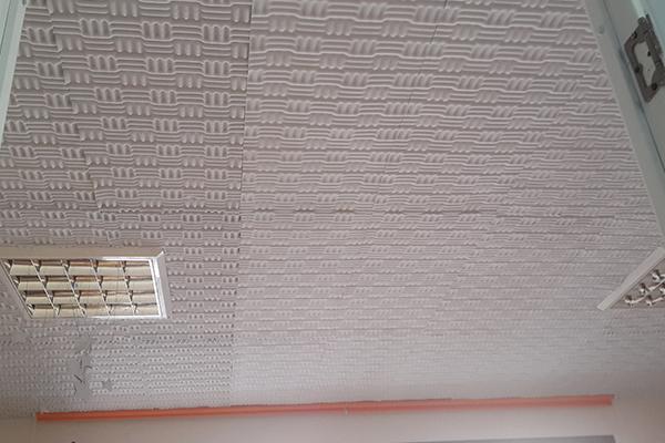 Tavan Ses Yalıtımı