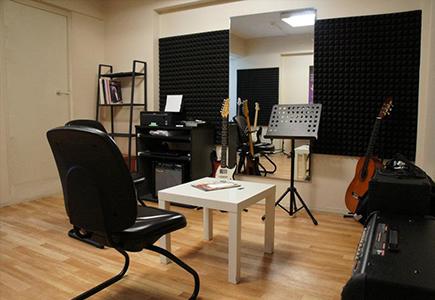 Müzik Aleti Ses Yalıtımı