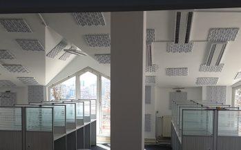 Gs Store Mecidiyeköy-Şişli   Gri Labirent Basotect Melamin Sünger Uygulaması