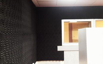 Işık Okulları Ayazağa Kampüsü Stüdyo Ses Yalıtımı