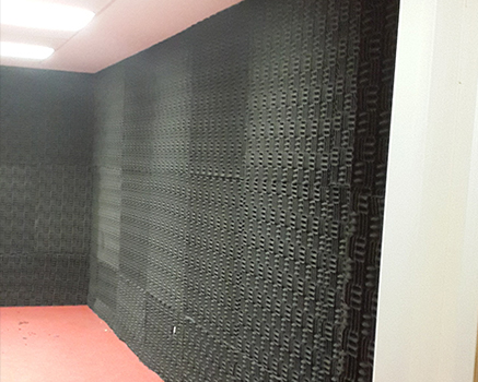 Duvar Akustik Yalıtım