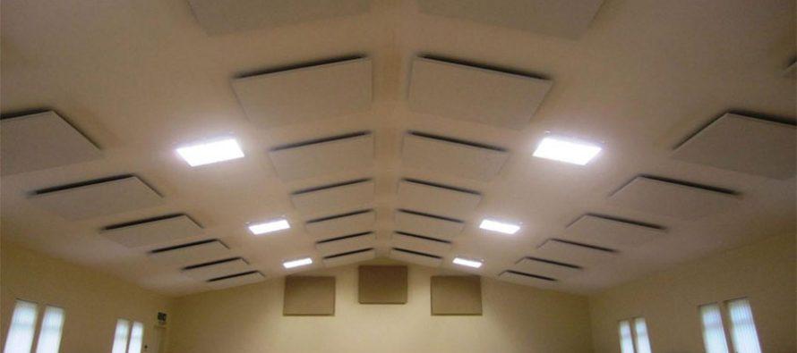 Kumaş Kaplı Tavan Paneli