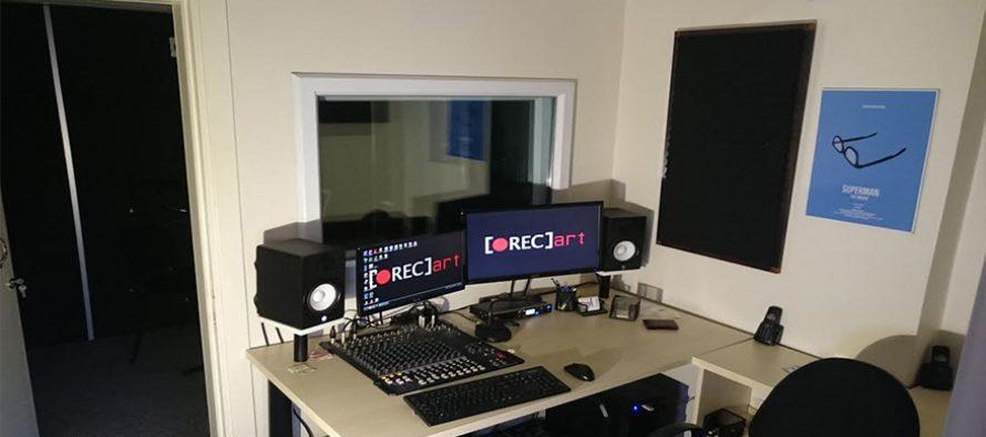 Rec Art Antalya | Akustik Spesiyal Sünger Stüdyo Ses Yalıtım Uygulaması