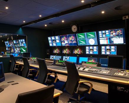 Reji Odası - Televizyon Stüdyosu