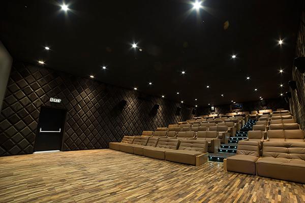 Sinema Salonu Akustik Ses Yalıtımı