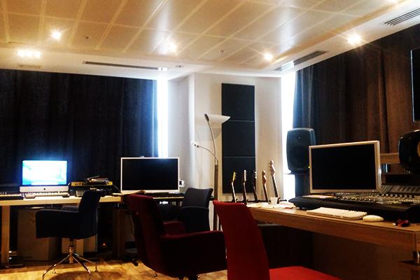 Stüdyo Odası Akustik Ses Yalıtımı