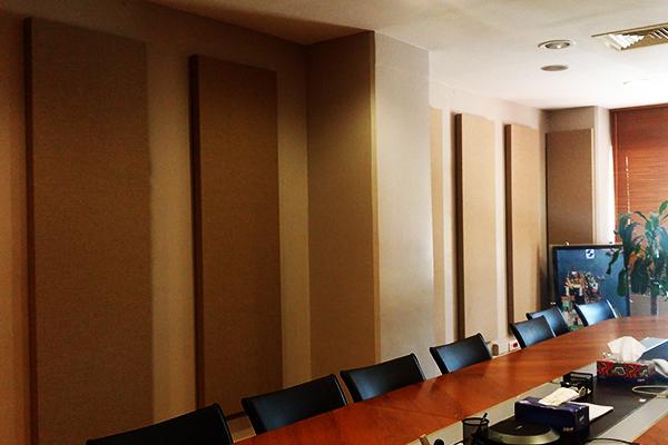 Toplantı Odası Akustik Ses Yalıtım Uygulaması