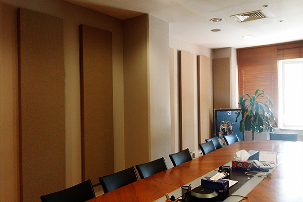 Konferans Odası Ses Yalıtımı