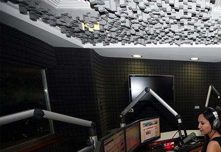 Radyo Odası Vicoustic Flexi Uygulaması