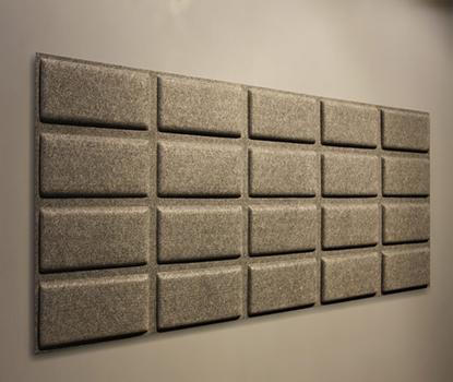 Bitter Akustik Duvar Paneli