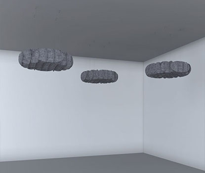 Cloud Akustik Panel