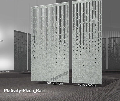 Dekoratif Akustik Panel