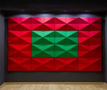 Rhino Square Akustik Panel