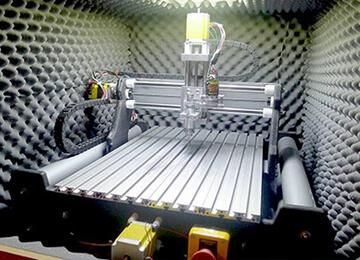 makine odası ses izolasyonu uygulaması
