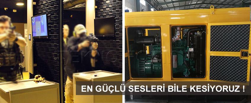 İstanbul Ses İzolasyonu